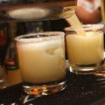 Cocktails im Santa Cantina