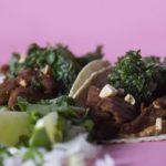 Tacos im Santa Cantina