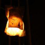 Dekorative Beleuchtung im Aiko