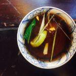 Vietnamesischer Tee im Chen Che