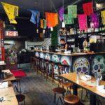Mexikanische Bar im Santa Maria