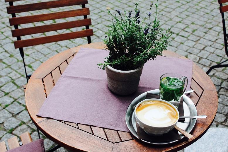 Cafe Minz Berlin Pankow