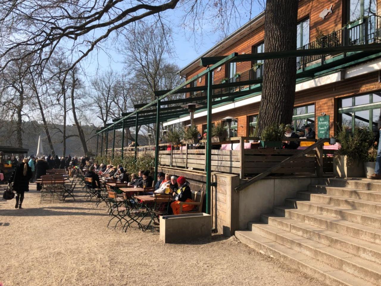 Alte Fischerh 252 Tte Restaurant In Berlin Zehlendorf